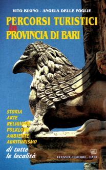 Percorsi turistici Provincia di Bari