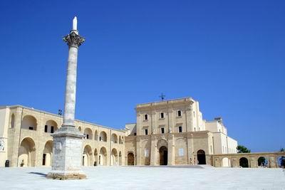 basilica Santa Maria di Leuca