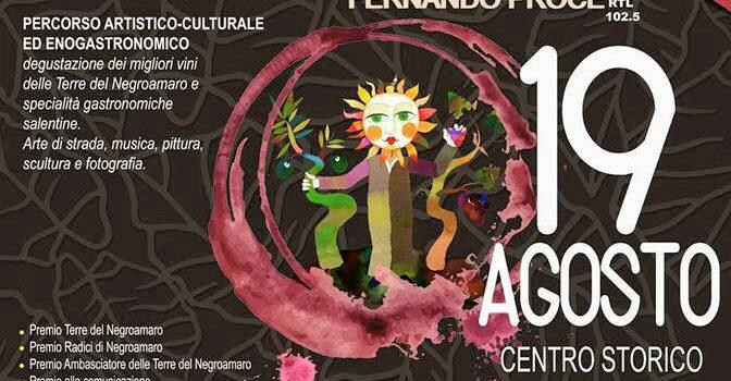 A Guagnano il Premio Terre del Negroamaro 2016