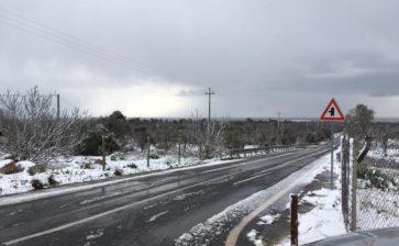 Neve in Puglia
