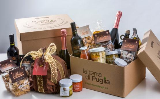 Impennata dei cesti enogastronomici, gli italiani scelgono il food (quello buono)