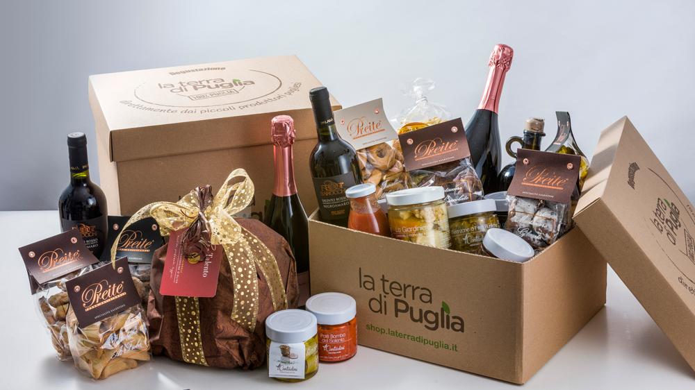 Regalistica Aziendale La Terra Di Puglia