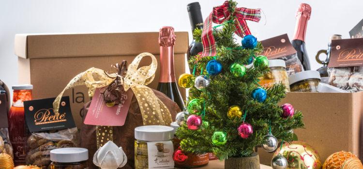Come stupire con dei regali aziendali di Natale fatti in Puglia