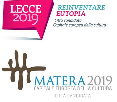 Le Capitali europee della Cultura: Matera e Lecce per il 2019