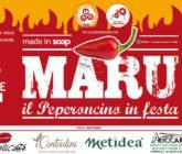 Maru, la sagra del peperoncino in festa