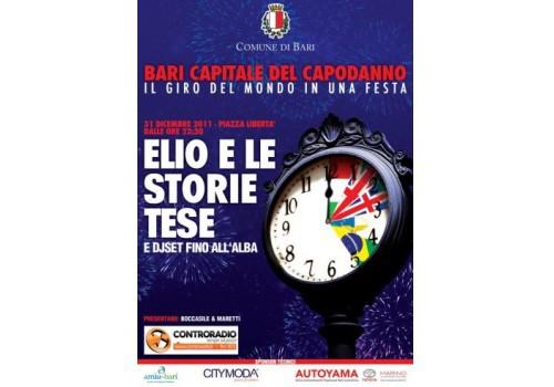 Capodanno 2012 a suon di musica a Bari