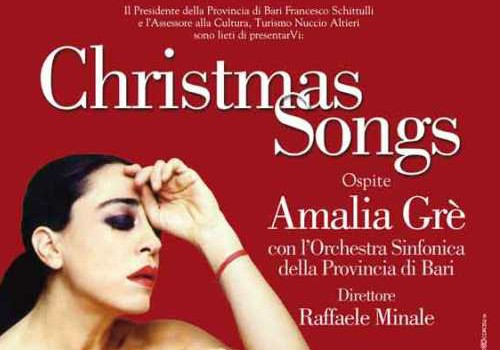 A Bari va in scena Christmas Songs