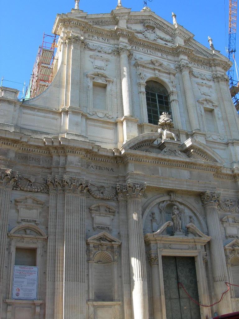 Lecce, la Firenze del sud