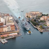 Garibaldi a Taranto alto