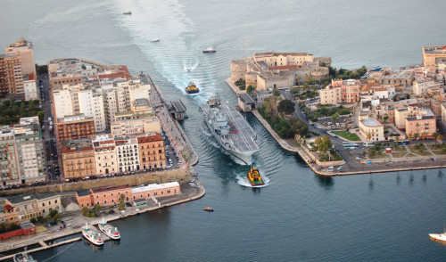 Il Governo conferma l'importanza del Porto di Taranto