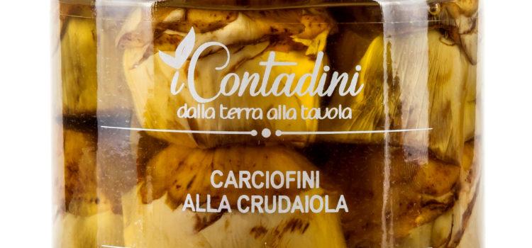 La Puglia in tavola con i carciofini sott'olio