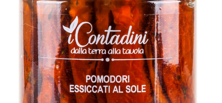 A tavola in Puglia con i pomodori secchi sott'olio