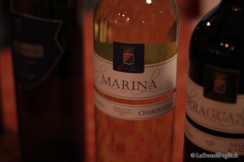 vino bianco Lucio Leuci
