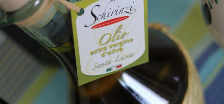 Schirinzi, olio extravergine nel Salento