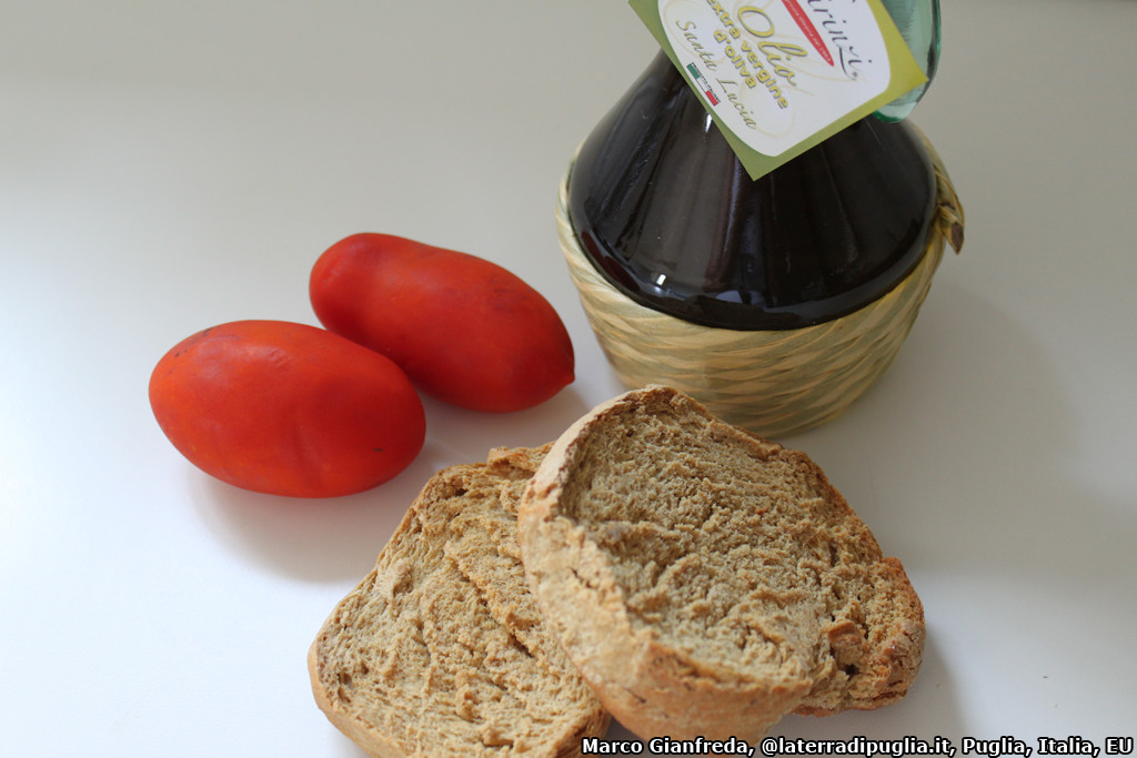 Ingredienti Frisella