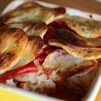 Tiella - Riso, Patate e Cozze