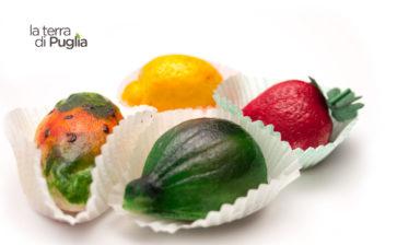 Pasta di mandorle pugliese, colore, sapore e traduzione