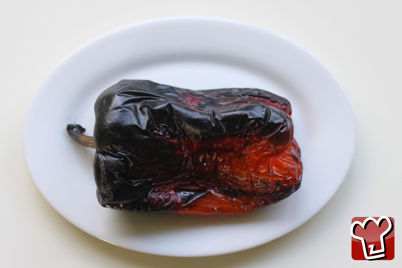 Peperone arrostito