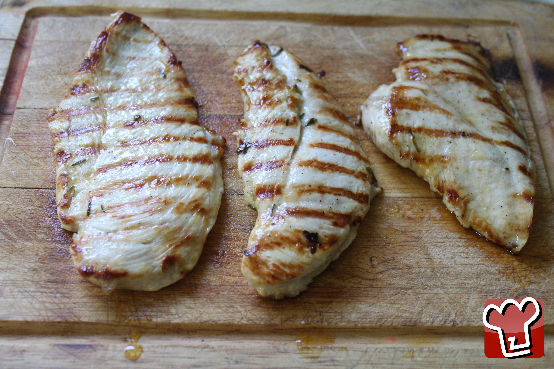 Pollo grigliato