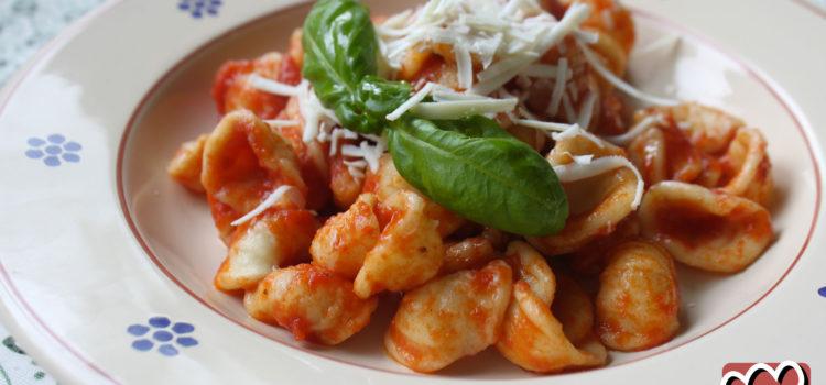 """Un """"semplice"""" piatto di pasta"""