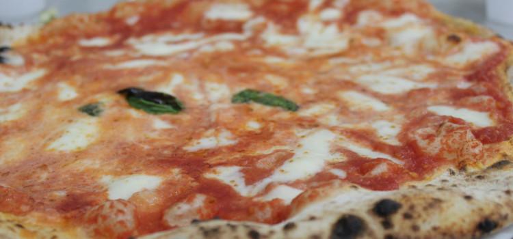 Pizzeria Lu Riale di Matino, scelta impasto