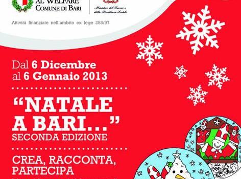Natale a Bari: cento eventi in trenta giorni