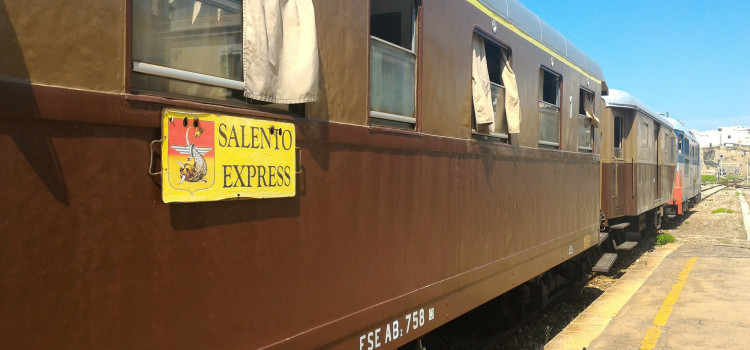 #SalentoExpress una linea ferroviaria coast to coast nel Salento