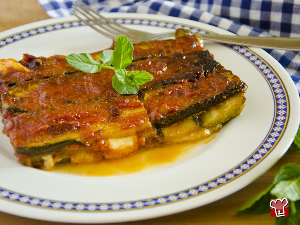 Parmigiana di Zucchine di ricettepercucinare.com