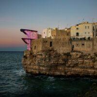 polignano a mare - luminarie salentine - La Terra di Puglia