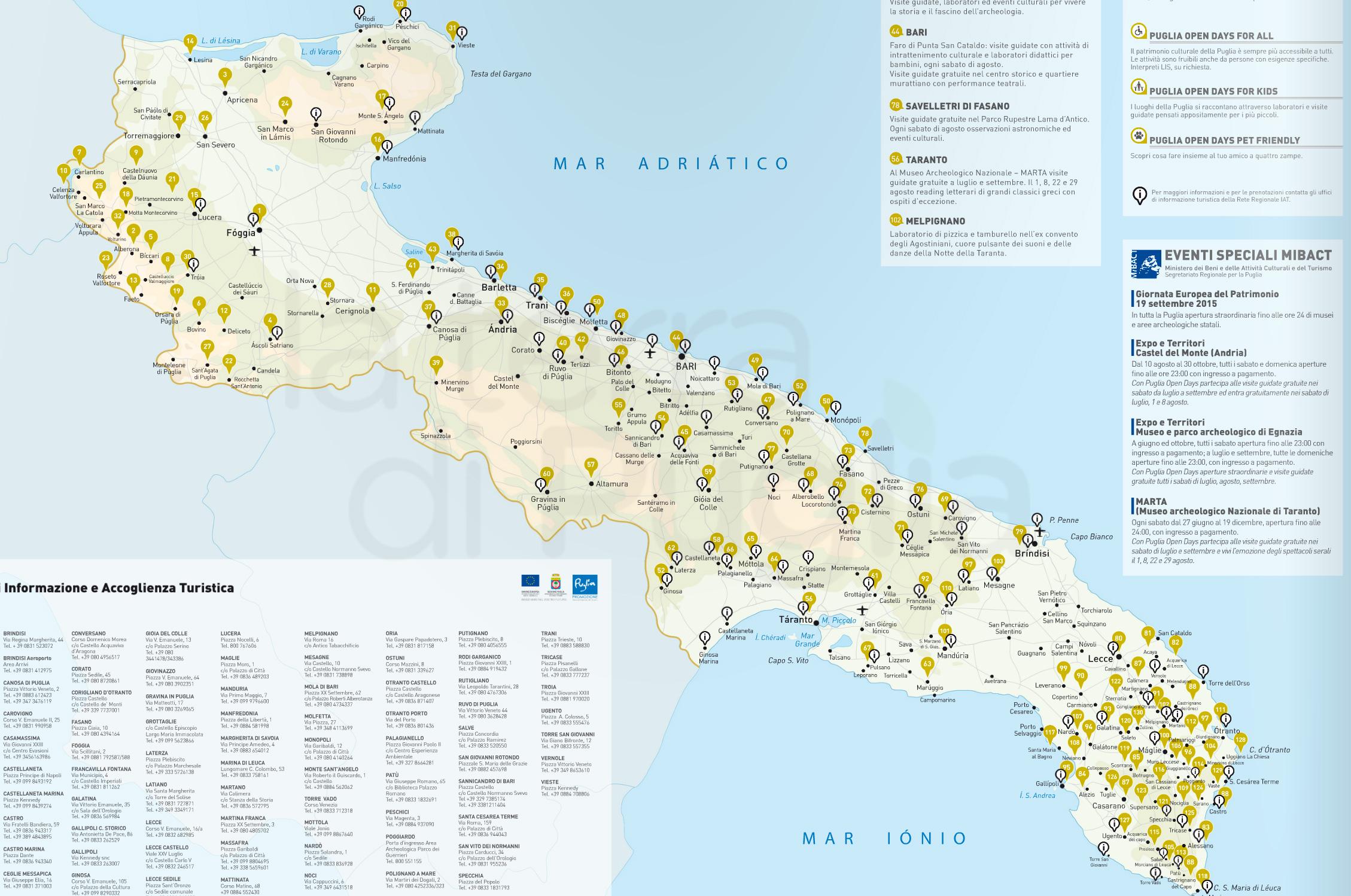 PugliaOpenDays2015-cartina