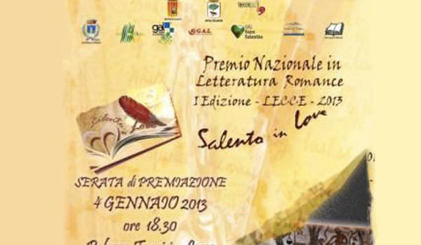 Il premio Salento in Love