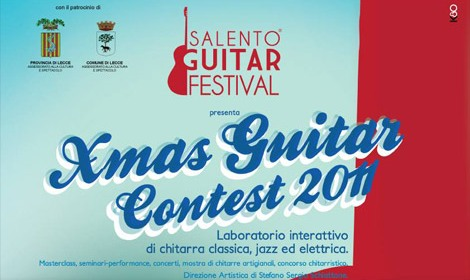 Al via il Salento Guitar Festival 2012