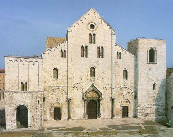 Basilique San Nicola Bari