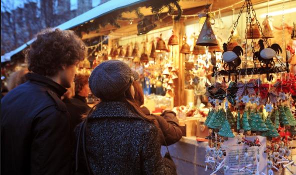 Borgo Egnazia, il Natale in stile Trentino è qui