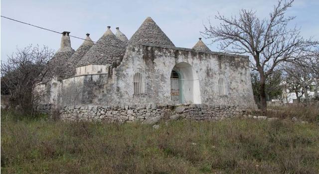 Puglia, case e masserie in concessione gratuita