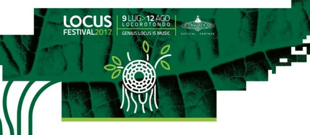 Locus, musica e non solo in quel di Puglia