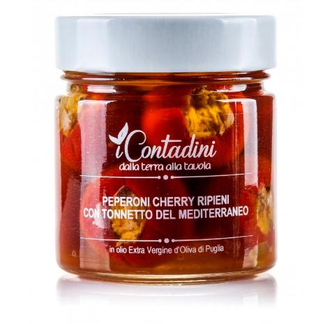 peperoni cherry ripieni