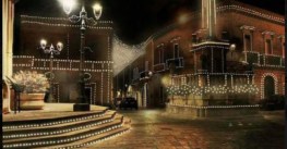 Spot Ferrero, Natale a Presicce, e luce fu