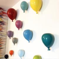 balloons in ceramica - La Terra di Puglia