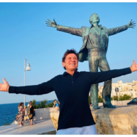gianni morandi in Puglia - La Terra Di Puglia.it