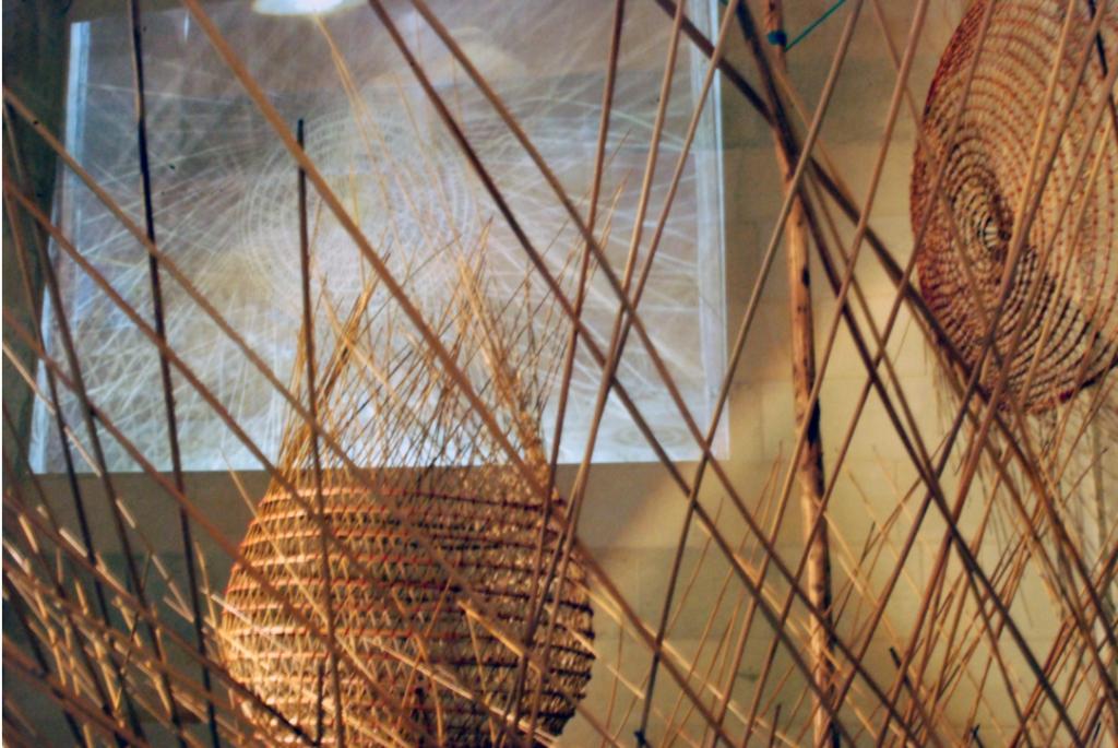 puglia arte intreccio nasse panari fiscelle - La Terra di Puglia