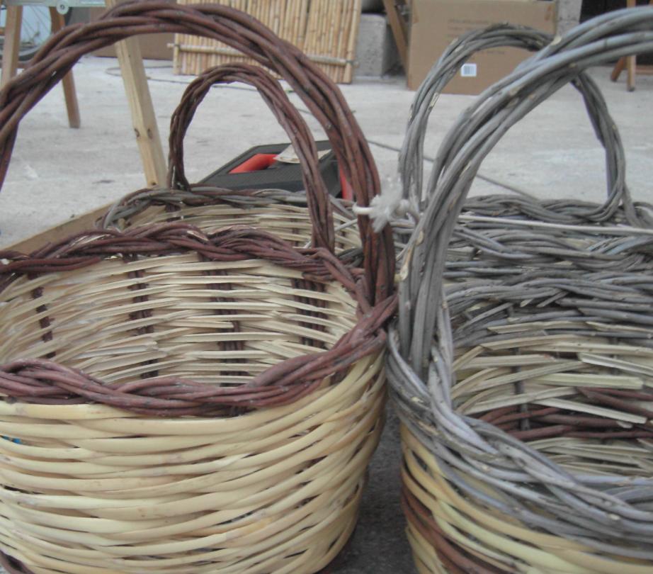 S puglia arte intreccio nasse panari fiscelle – La Terra di Puglia