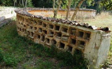Gli apiari nelle masserie pugliesi
