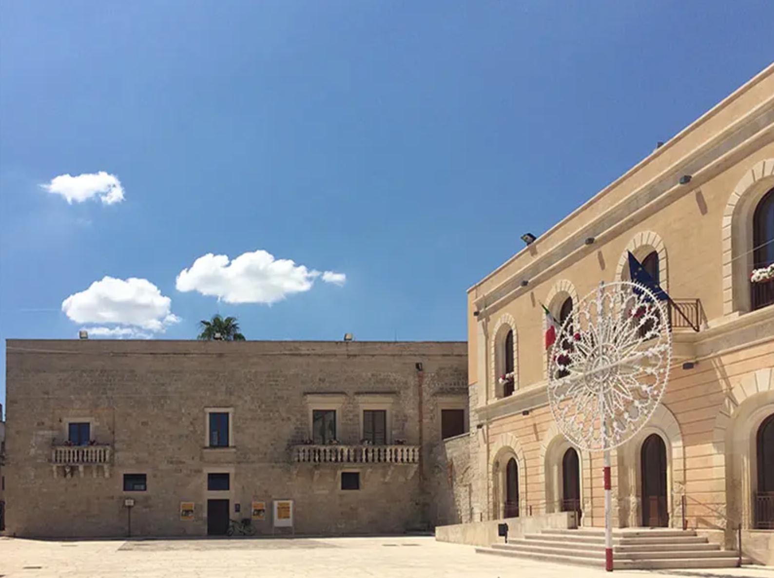 cutrofiano, palazzo filomarini – Laterradipuglia.it