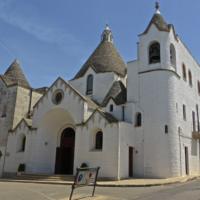 chiesa s.antonio, alberobello - LaTerraDiPuglia.it