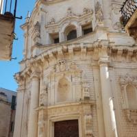 chiesa di san matteo leggenda del diavolo lecce - Laterradipuglia.it