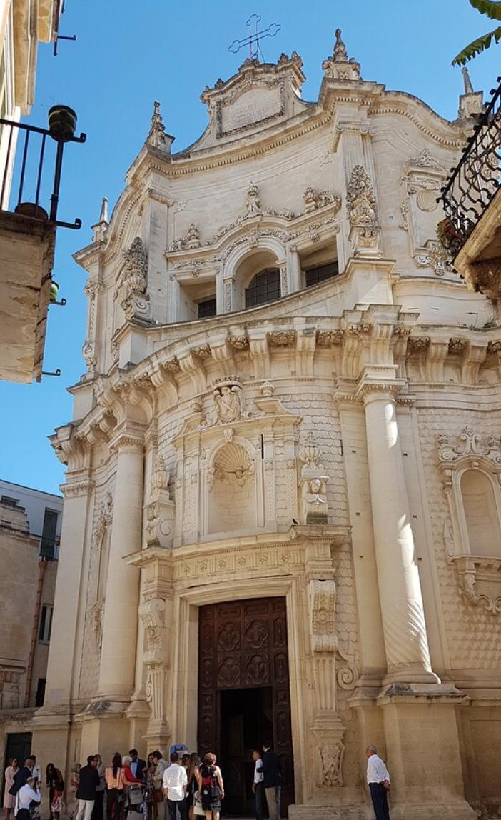 chiesa di san matteo leggenda del diavolo lecce – Laterradipuglia.it