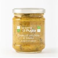ingrosso online, crema di zucchine al limone - La Terra di Puglia