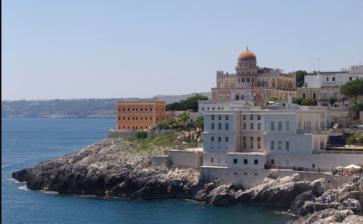 Santa Cesarea, ecco perché il mare odora di Zolfo