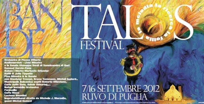 Il Talos Festival a Ruvo di Puglia